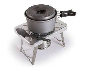 nCamp Made a More Packable Camp Cook Stove