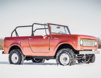 New Legend Turns Classic 4x4s Into Daily Drivers