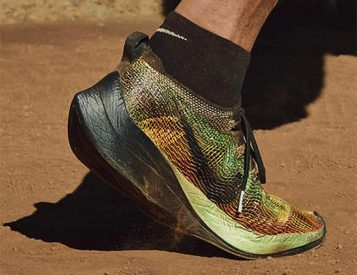 Nike's Newest: The Zoom VaporFly Elite Flyprint