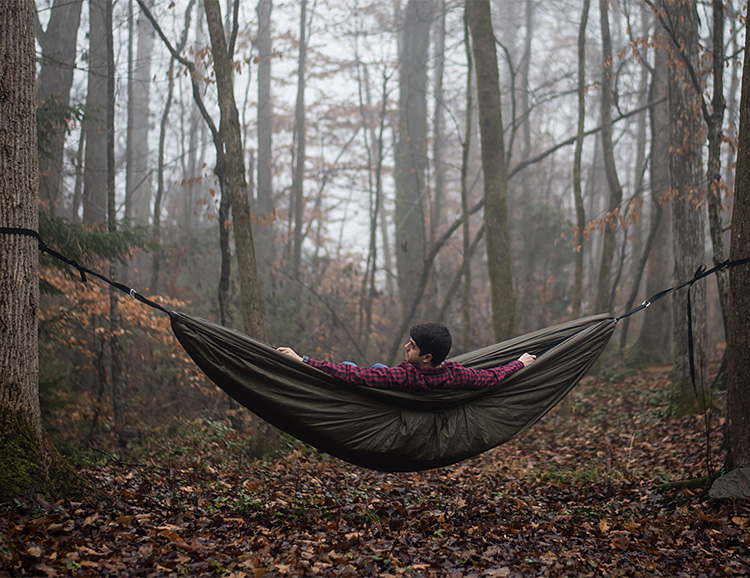 This Hammock Just Turned Up The Heat at werd.com