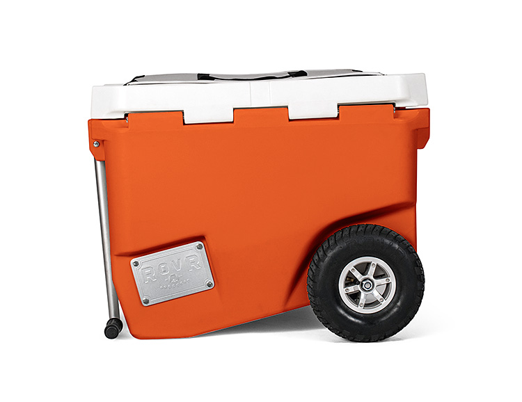 The Rovr Goes Where Other Coolers Can't at werd.com