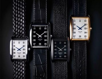 Designer Tom Ford Debuts New Watch Collection