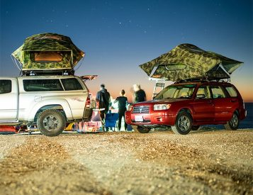 Yakima & Poler Team Up on a Rooftop Tent