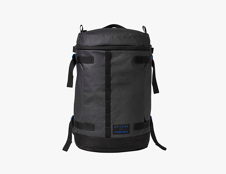 The AETHER x Mystery Ranch Backpack Updates a Classic at werd.com