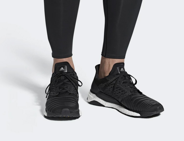 Adidas' Solarboost Runner Debuts a Zero-Waste Construction Process at werd.com