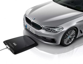 BMW Unveils Wireless Charging System For Its Hybrids