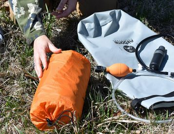 The Bitterroot Dry Bag is the First 3-In-1 Dry Bag