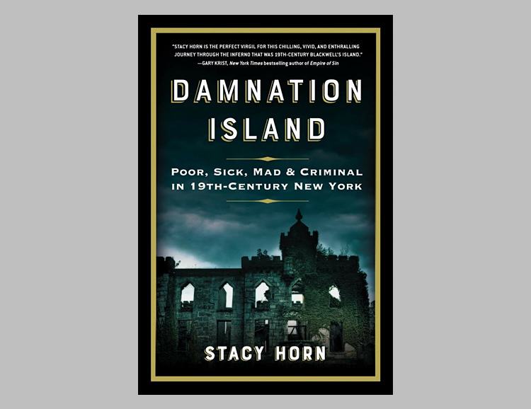 Damnation Island: Poor, Sick, Mad, and Criminal in 19th-Century New York at werd.com