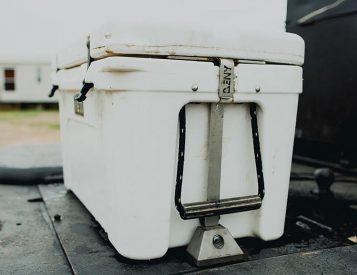 The Deny Lock Keeps Your Cooler Secure