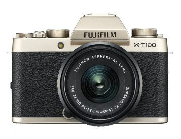 Fujifilm's X-T100: A Modern Mirrorless with Classic Style