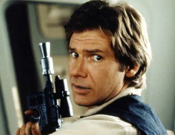 Don&#8217;t Miss Your Shot at Han Solo&#8217;s Blaster from <i>Return Of The Jedi</i>