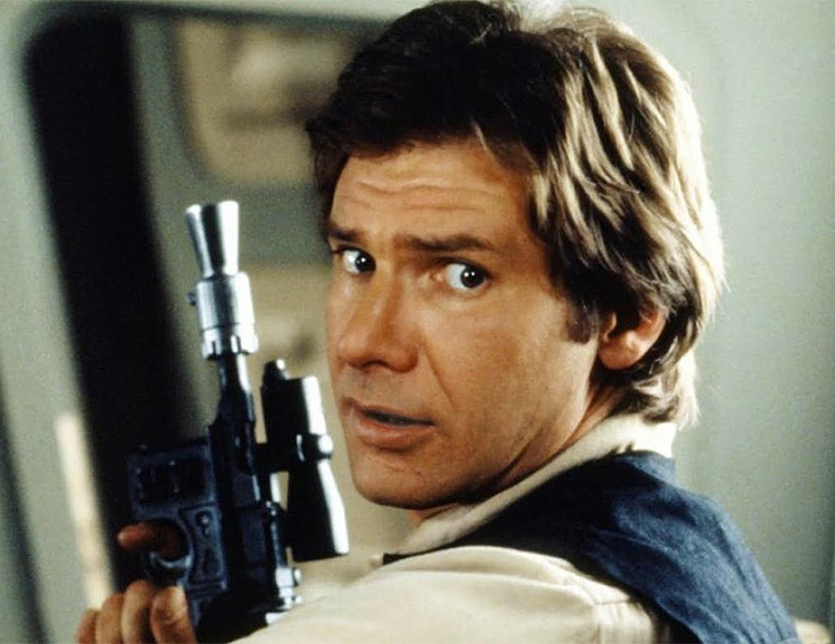 Don&#8217;t Miss Your Shot at Han Solo&#8217;s Blaster from <i>Return Of The Jedi</i> at werd.com