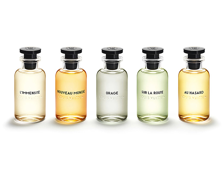 Louis Vuitton Launching Men's Fragrance Collection at werd.com