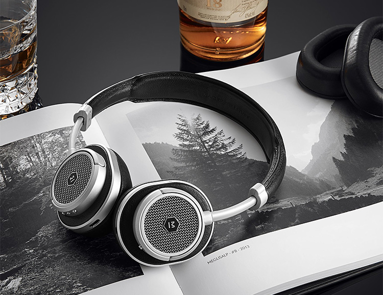 Master &#038; Dynamic&#8217;s MW50+ Headphones Go On <i>Or</i> Over Your Ears at werd.com