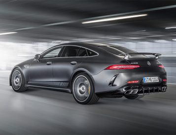 Mercedes Introduces AMG GT 63 S 4MATIC+ Edition 1