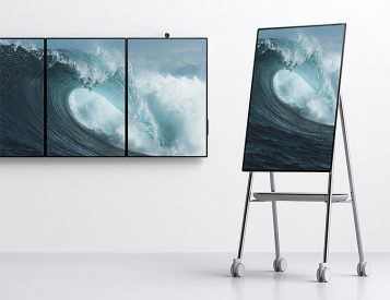 Microsoft's Surface Hub 2 Could Change The Way You Work