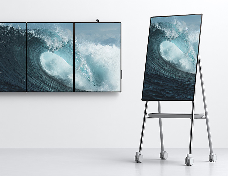 Microsoft's Surface Hub 2 Could Change The Way You Work at werd.com