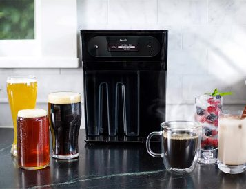Make Beer, Booch, Coffee & Chai At Home with the Pico U