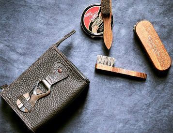 Todd Snyder New York and F. Hammann Shoe Shine Kit