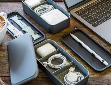 BentoStack is a Sweet Storage Solution for All Your Apple Accessories