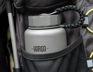 Vargo Para-Bottle: A Tactical Alternative to Single-Use Plastic