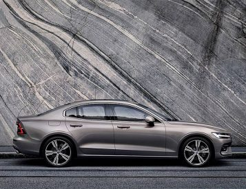 Volvo Rolls Out Re-Designed S60 for 2019