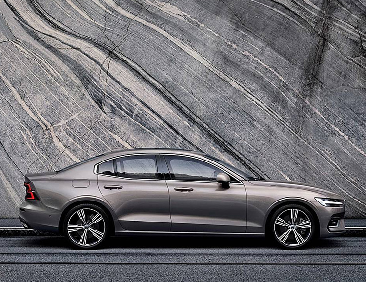 Volvo Rolls Out Re-Designed S60 for 2019 at werd.com