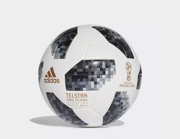 Adidas Drops NFC-Enabled Official World Cup Game Ball