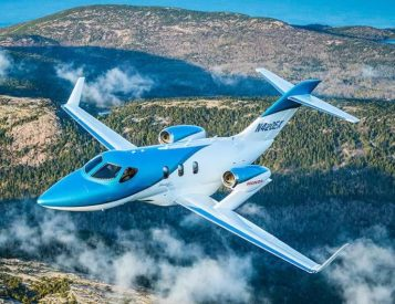 The HondaJet Elite is Taking Off This Summer