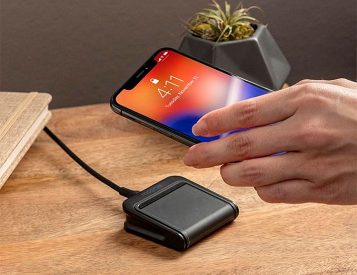 Mophie's Charge Stream Pad Mini Delivers Compact, Portable Qi Charging