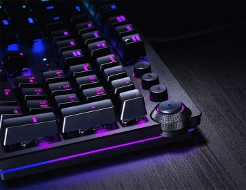 Razer Introduces Their First Opto-Mechanical Keyboards