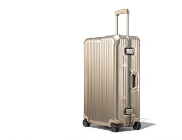 Rimowa Introduces an Updated Trio of Its Iconic Suitcases