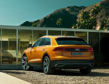 Audi Adds the All-New Q8 SUV to its 2019 Lineup