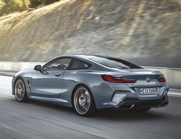 BMW Announces M850i xDrive Sedan for 2019