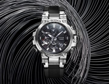 Casio Introduces Its First-Ever Connected MT-G Watches