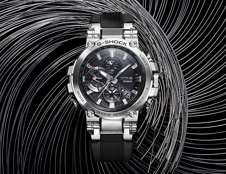 Casio Introduces Its First-Ever Connected MT-G Watches at werd.com