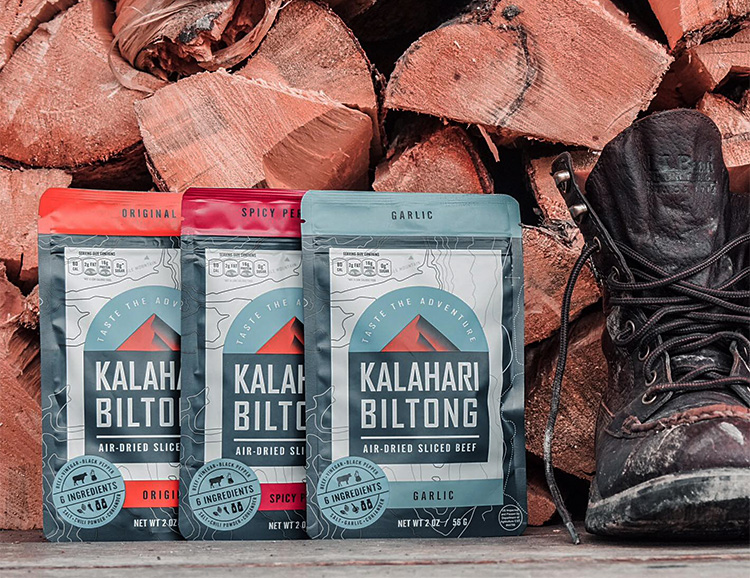 Kalahari Biltong is Beef Jerky Unlike Any You've Ever Eaten at werd.com