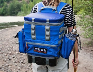 Muul's RuckBucket is the Toughest Cooler-Pack on the Market