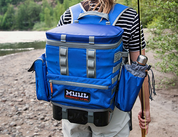 Muul's RuckBucket is the Toughest Cooler-Pack on the Market at werd.com
