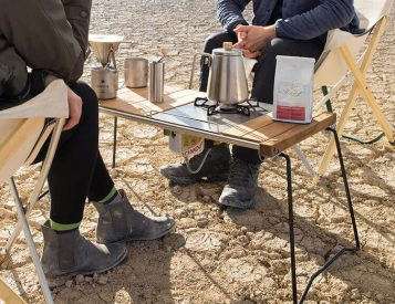 Chill & Grill In Style with this Versatile Camp Table