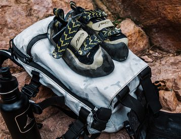 This Featherweight Tactical Pack is Handmade in the U.S.A.