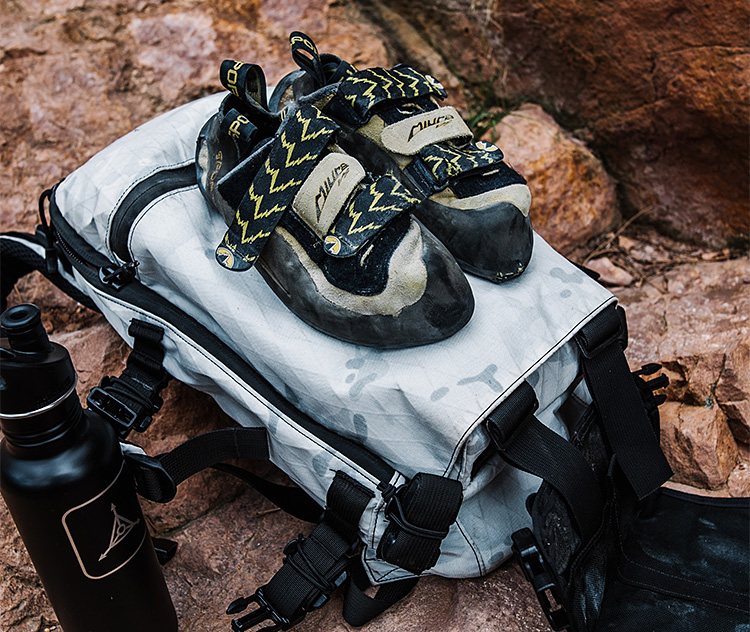 This Featherweight Tactical Pack is Handmade in the U.S.A. at werd.com