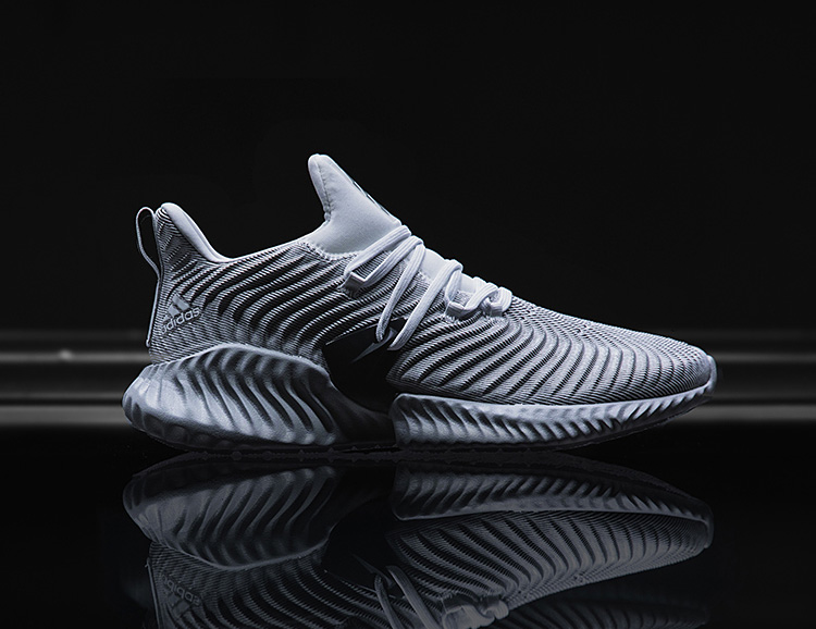 Adidas Adds the AlphaBounce Instinct to its Lineup at werd.com