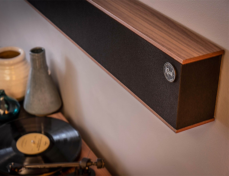 Klipsch Introduces Powerful Heritage Theater Bar Speaker at werd.com