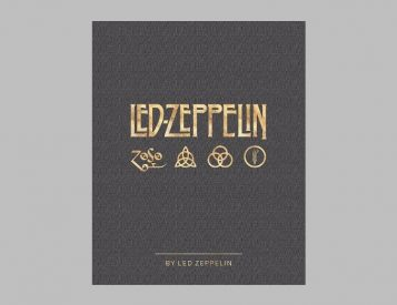Led Zeppelin by Led Zeppelin is the Definitive Book on the Groundbreaking Band