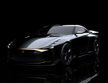 Nissan & Italdesign Unveil 50th Anniversary GT-R50