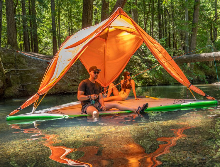 Tentsile Introduces a Tent Built for All Environments at werd.com