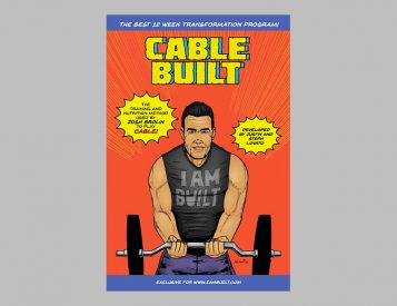 Get Superhero Ripped with the CableBuilt 12 Week Transformation