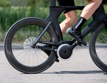 CeramicSpeed Introduces A Chainless Bicycle Design