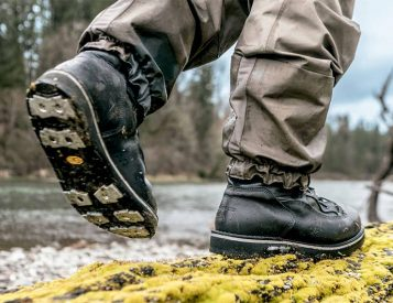 Patagonia & Danner Team Up On Some Wicked Wading Boots